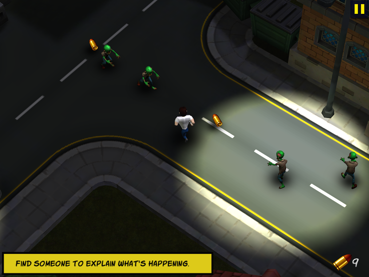 Max Bradshaw: Zombie Invasion Screenshot 7