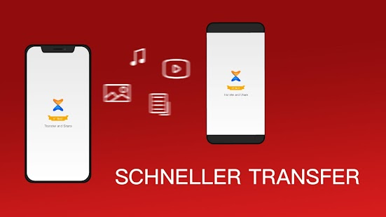 Xender - Datei Transfer, Share Screenshot
