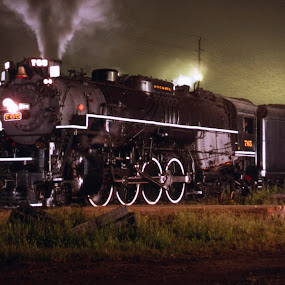 NIckel Plate Road 765 by Gerard Pascazio - Transportation Trains