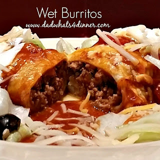Wet Burrito Brown Gravy Recipes