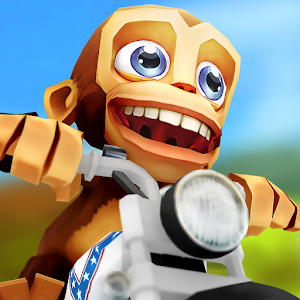 Nitro Chimp Grand Prix For PC (Windows & MAC)