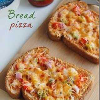 Pizza Sandwich Bread Recipes