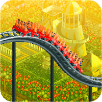 RollerCoaster Tycoon Classic pour PC (Windows / Mac)