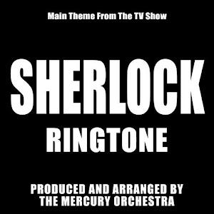 Cover art Sherlock Ringtone