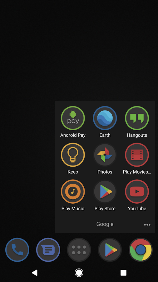 Devo Icon Pack Screenshot 5