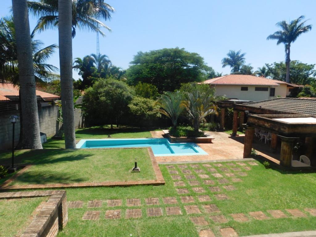 [Casa com 4 dormitórios à venda e locação, 679 m² - Chácara Malota - Jundiaí/SP]