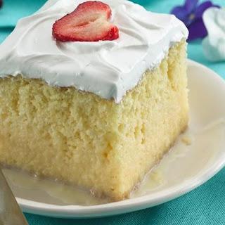 Evaporated Milk Yellow Cake Mix Recipes