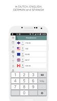 Screenshot of Curaçao App