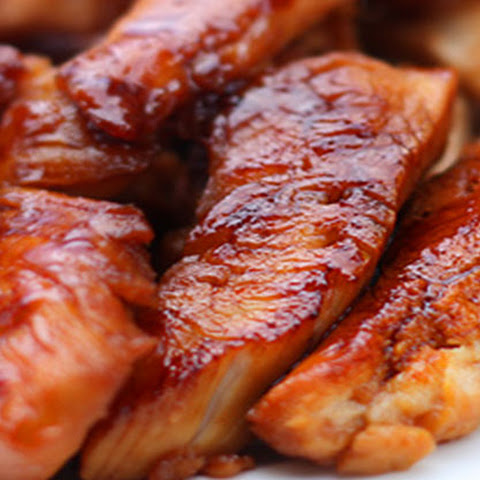 Teriyaki Chicken (Crock pot)