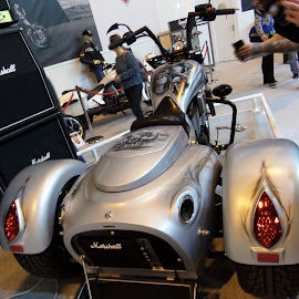 motorhead trike by Angus Smith - Transportation Motorcycles ( motorcycle )