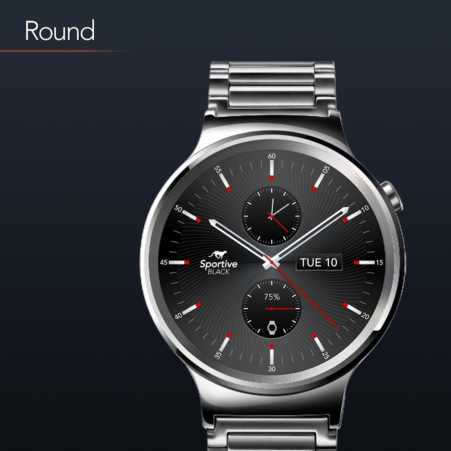 Sportive Watch Face Screenshot 0