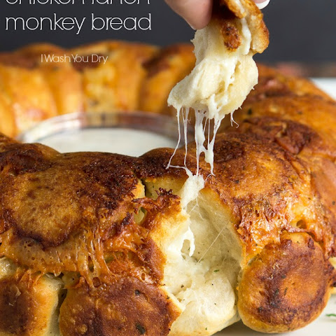 Chicken Ranch Monkey Bread