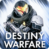 Destiny Warfare: Sci-Fi FPS Icon