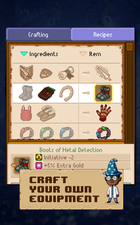 Knights of Pen & Paper 2 Screenshot 9
