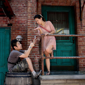by Alex Yue - People Couples ( pre-wedding )