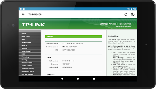 IP Tools: Network Utilities APK screenshot thumbnail 9