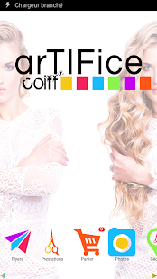 Artifice Coiff' - screenshot