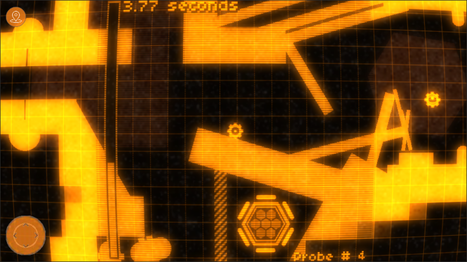 PROBE Game Screenshot 1