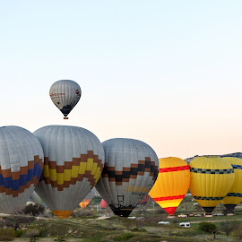 Balonlar by Veli Toluay - Transportation Other