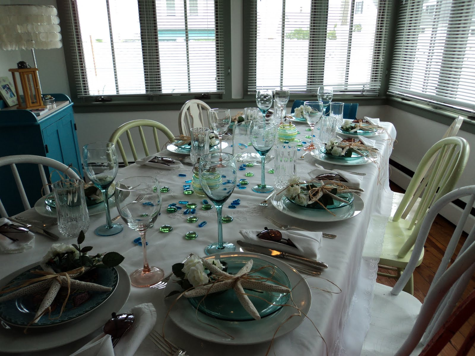 beach theme party ideas