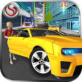 Free Real Taxi Car Driver 3D APK for Windows 8