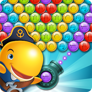 Marine Boy: Bubble Shooter For PC / Windows 7/8/10 / Mac – Free Download