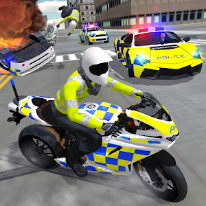Police Car Driving - Motorbike Riding the best app – Try on PC Now
