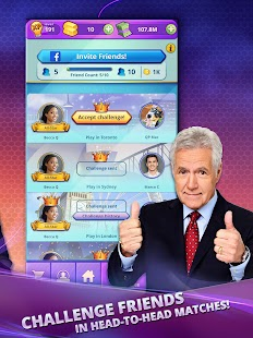 Game Jeopardy! World Tour APK for Kindle