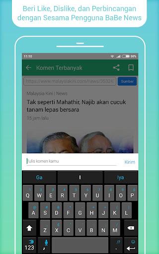 BaBe News - Berita Malaysia screenshot 5