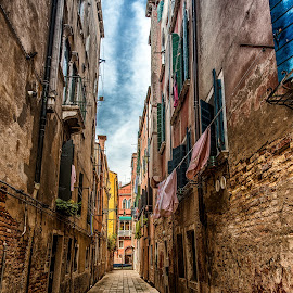 Venice by Antonello Madau - City,  Street & Park  Historic Districts