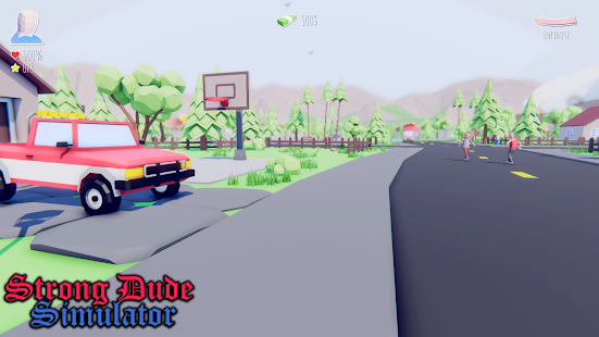Free Strong Dude Simulator APK for Windows 8