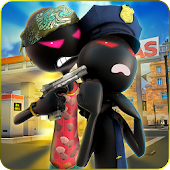 Game Shadow Gangster War apk for kindle fire