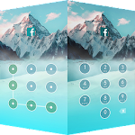 Applock Theme Peak APK Image