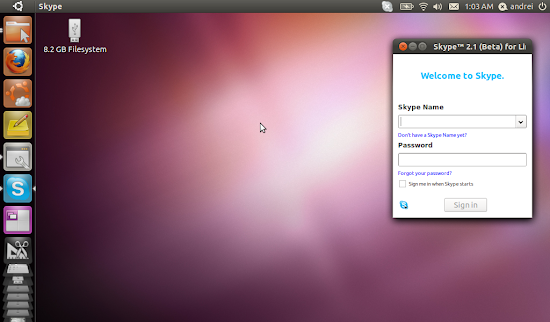 Unity Ubuntu 11.04 screenshots