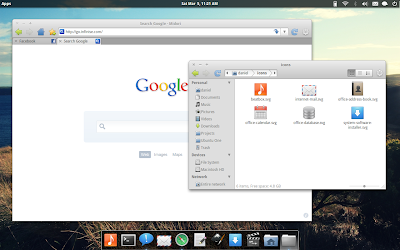 Elementary GTK theme