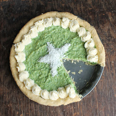 Kale Coconut Cream Pie