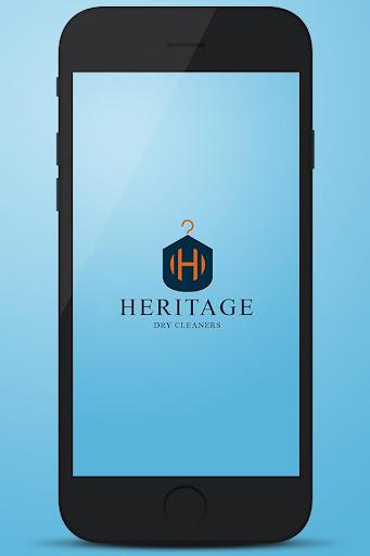 Heritage Dry Cleaners screenshot 1