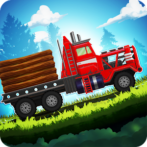 Forest Truck Simulator: Offroad & Log Truck Spiele android spiele download