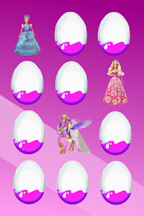 Game Princess Game: Surprises Eggs apk for kindle fire