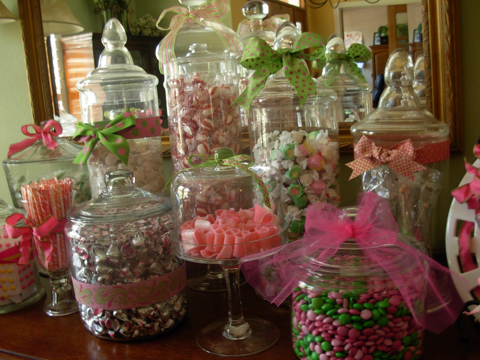 Wedding reception candy bar candy bar sign supplies for for Candy bar for weddings receptions