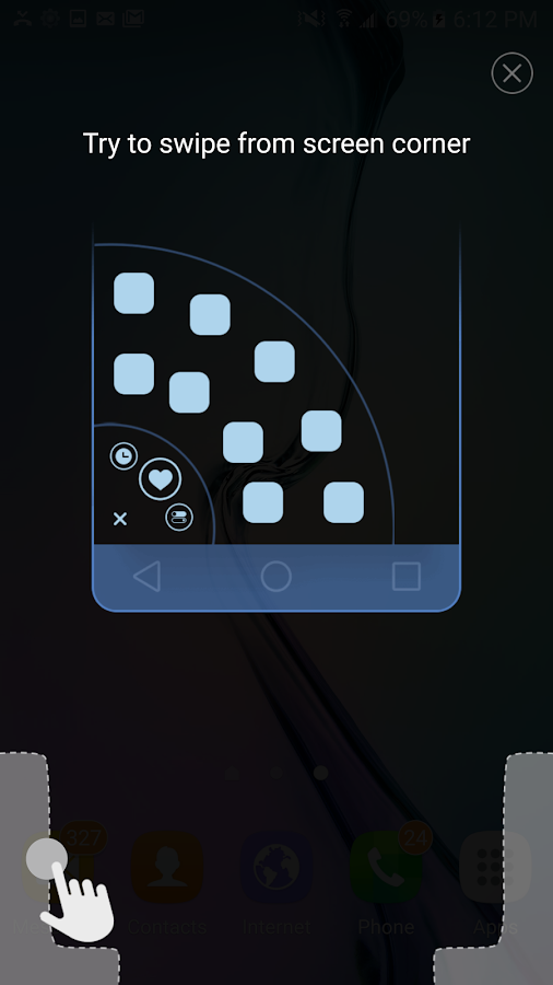 Quick Settings Pro - Toggle & Flashlight Screenshot 1