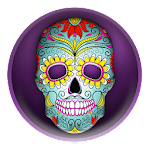 Day Of The Dead Skull Editor APK Image