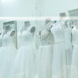 Bucharest bridal shop by Daniel Mandowsky - Wedding Other