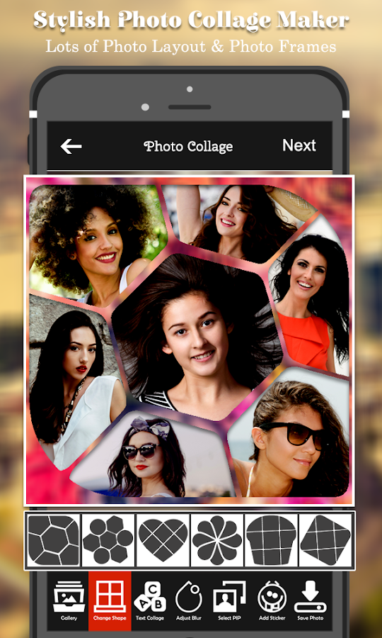 Text Foto Collage Hersteller android apps download