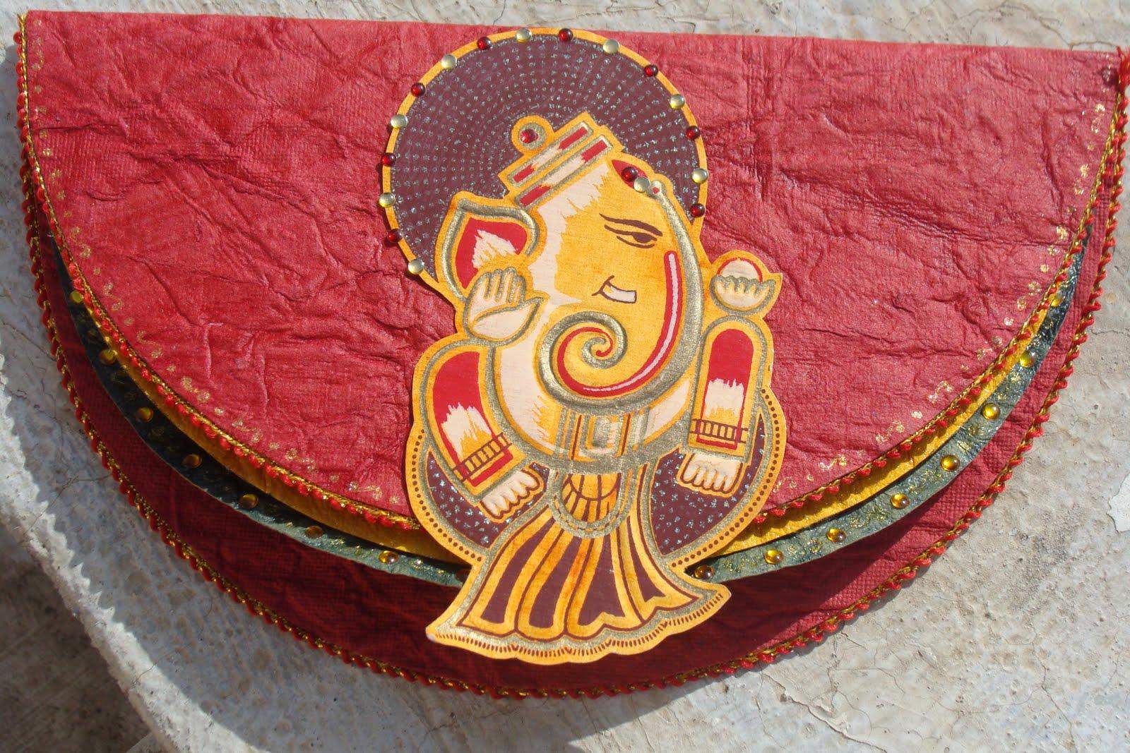 Kaashifa\'s blog: indian wedding card designs