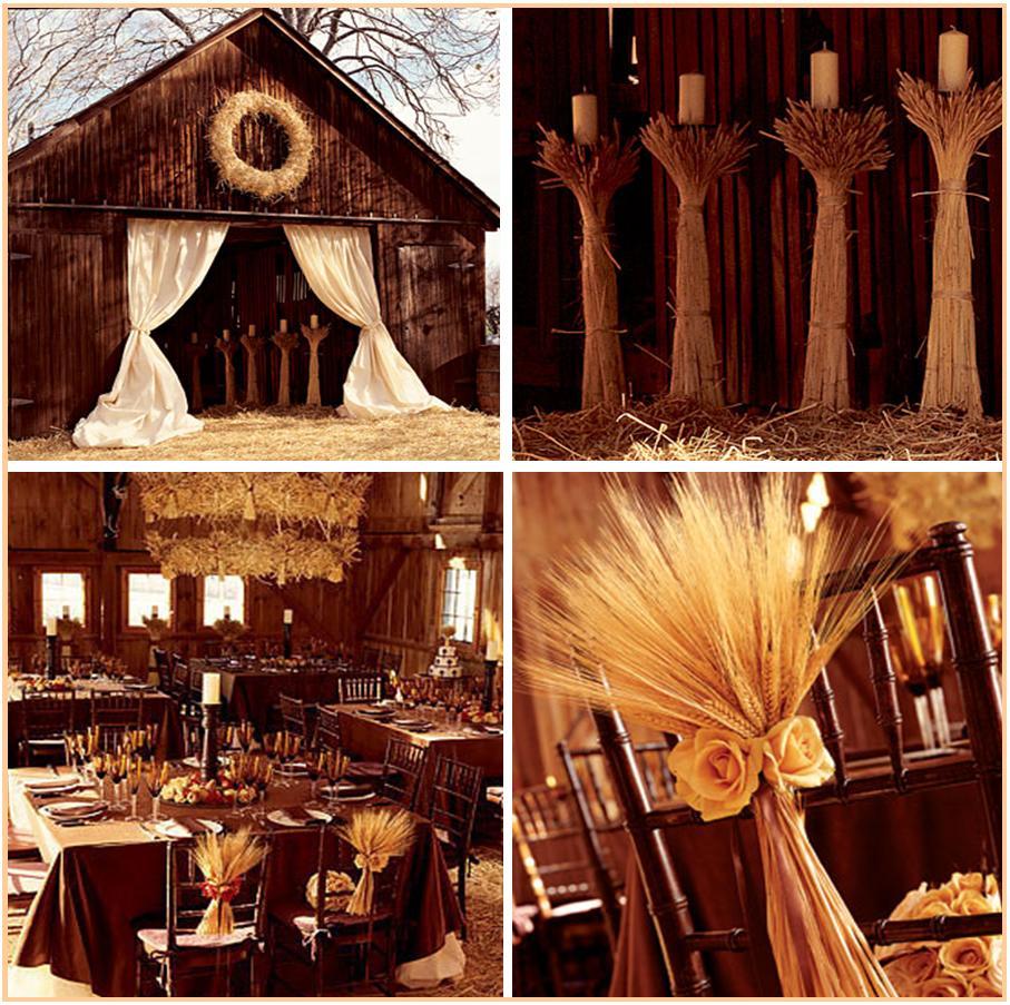 wedding centerpieces feather