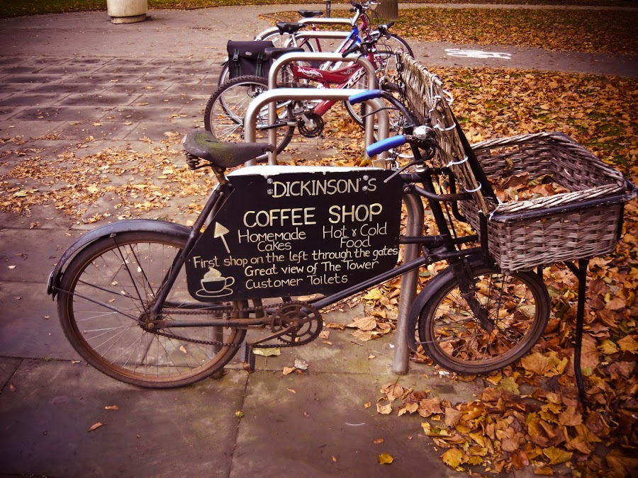 Coffee Bike by Alex Cruceru - Artistic Objects Other Objects