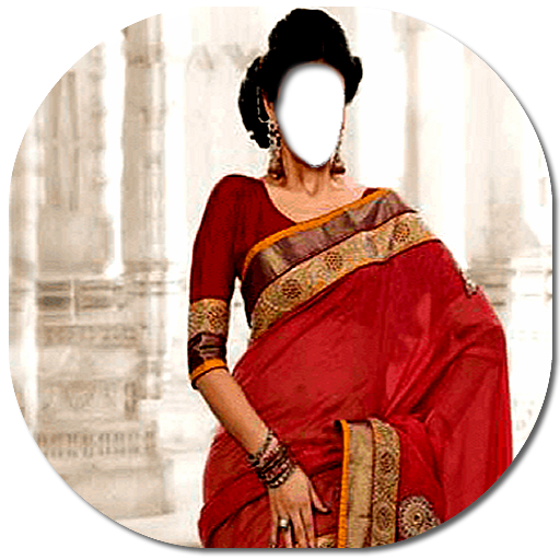 Elegant Saree Photo Frames 2018 (app)