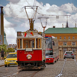 tram by Darko Kordic - Transportation Other