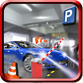 APK Game Parking Taxi Game for BB, BlackBerry